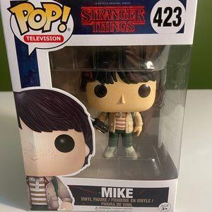 Stranger Things, Mike.